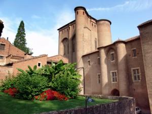 Museo TOULOUSE-LAUTREC - Albi (Francia) region Midi-Pyrénées Dep.del Tarn