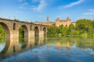 Montauban - Musée Ingres et Pont Vieux